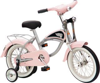 Morgan Kids Bike In Retro Pink Too Cute Pink Bicycle Retro Bicycle Pink Bike