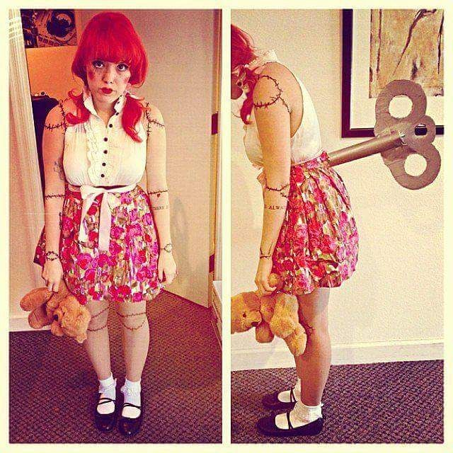 amazing diy halloween costume ideas for you to steal the show this year also best makeup images doll costumes rh pinterest
