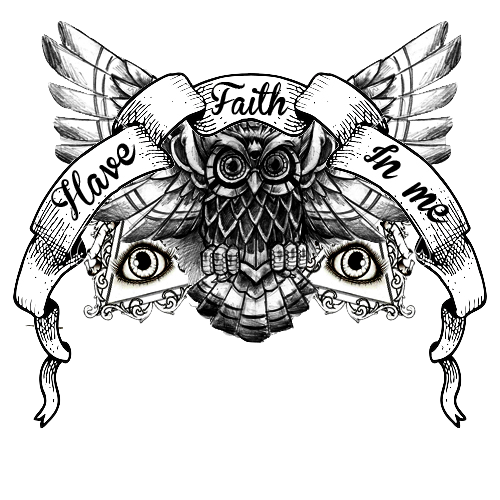 have faith in me lyrics a day to remember owl design tattoo pinterest. Black Bedroom Furniture Sets. Home Design Ideas