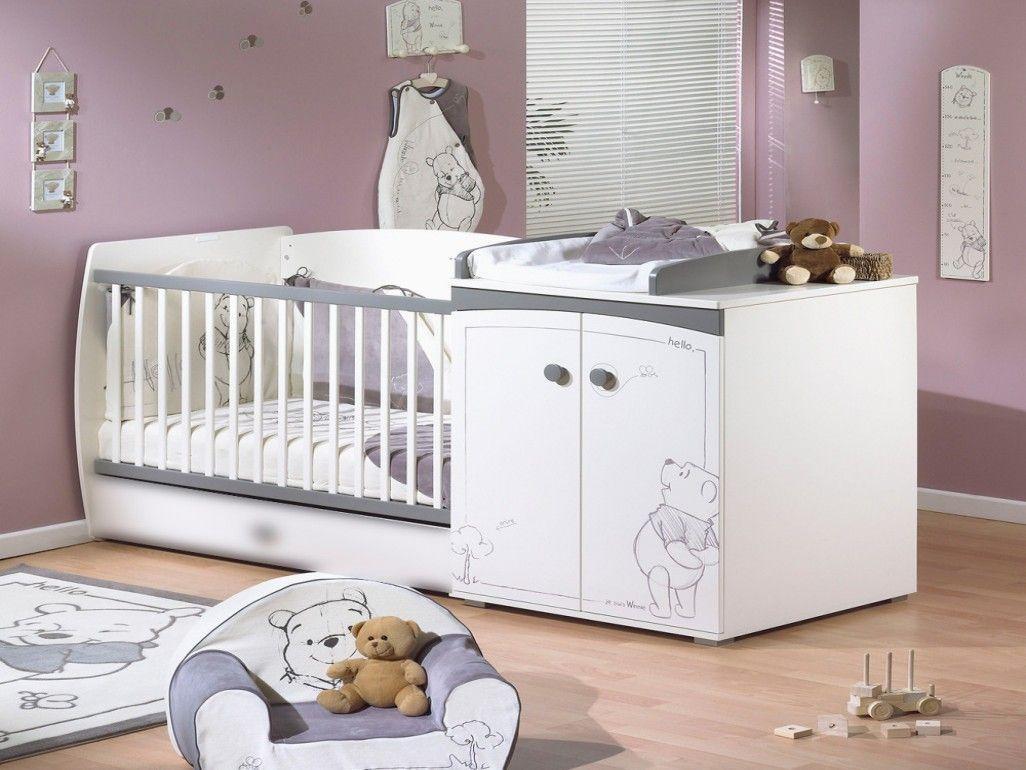 Épinglé par Babynote sur Déco chambre de Bébé  Chambre winnie
