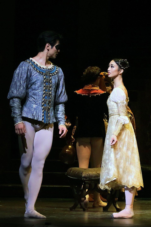 バレエ ジュリエット ロミオ と