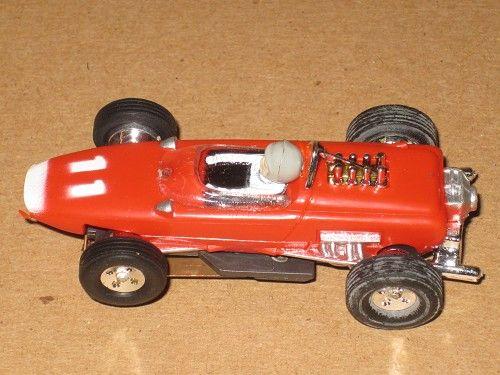 Car Toys Aurora Co: Aurora Formula 1 Slot Car 1405 McLaren BRM