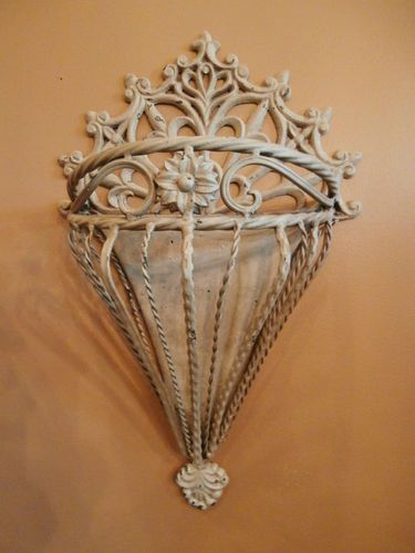 Antique Art Nouveau Wall Sconce