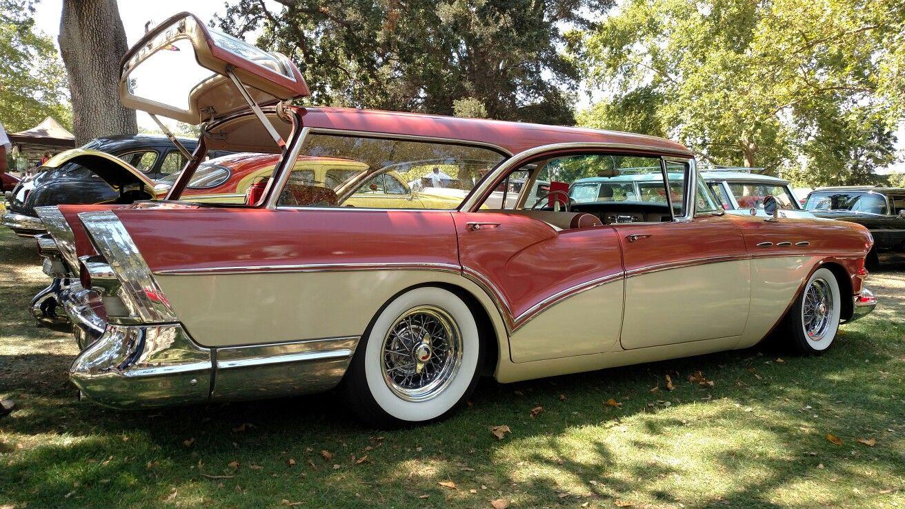 1957 Buick estate wagon