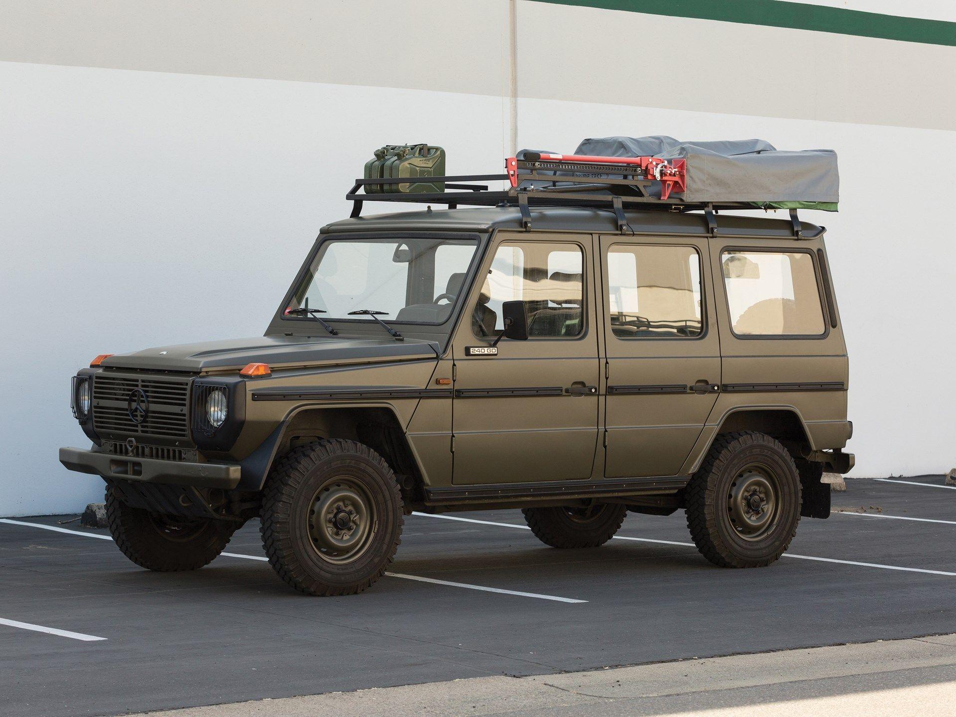 1984 mercedes benz 240 gd g klasse g modell mercedes benz pinterest