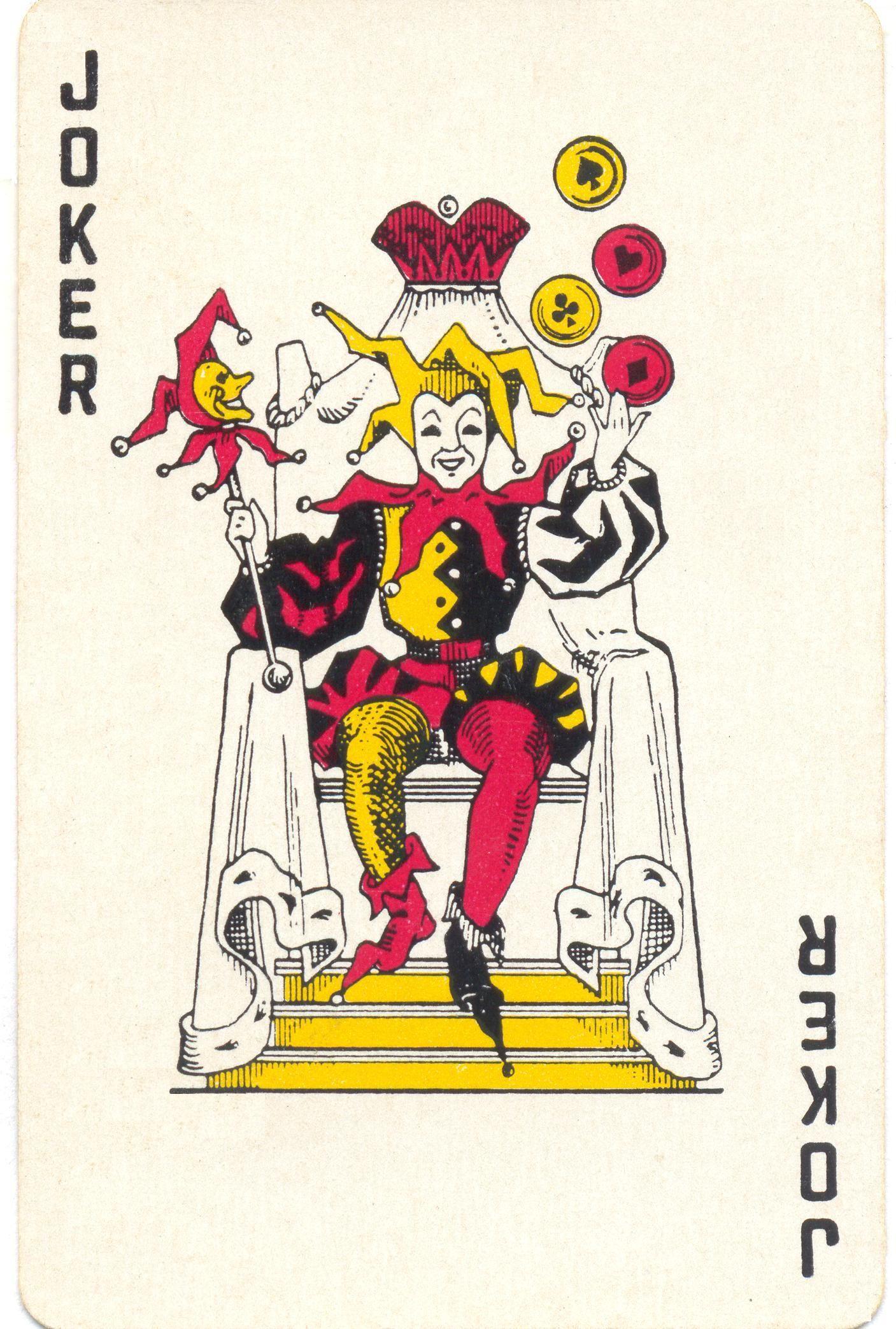 Karte Joker