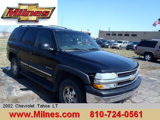 2002 Chevrolet Tahoe 154 292 Miles 5 500 Chevrolet Tahoe Tahoe Lt Chevrolet