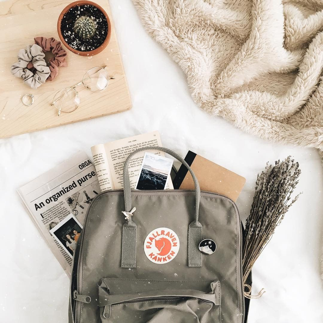 save off official supplier coupon code Fjallraven Kanken Backpack @elegantbooks | study budy in ...