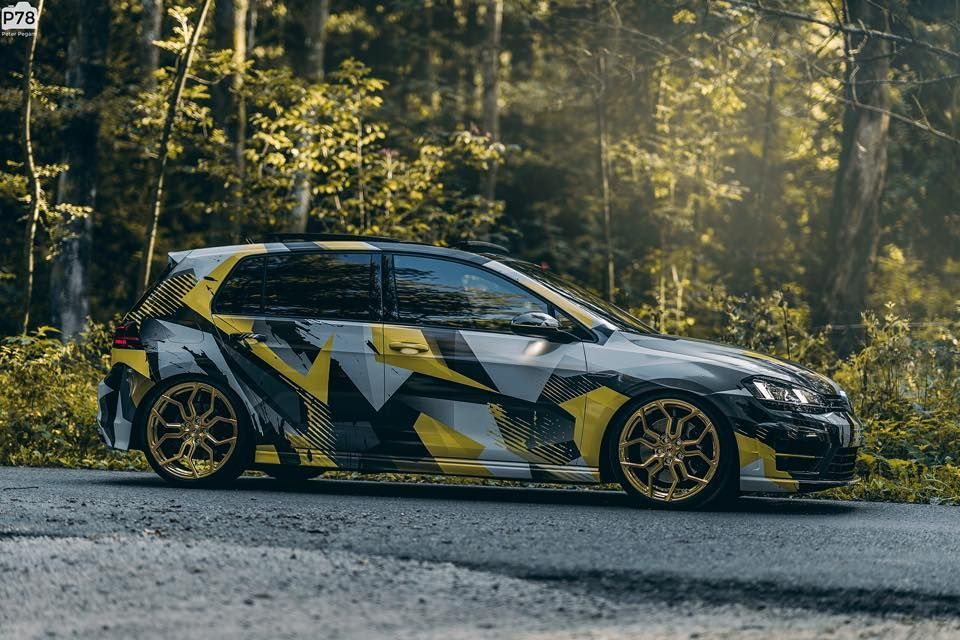 400horsepower VW Golf R reportedly back on the table