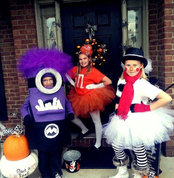 The Toy kids Halloween 2013, Purple Minion, Snowman Costume, Orange - good halloween costumes ideas