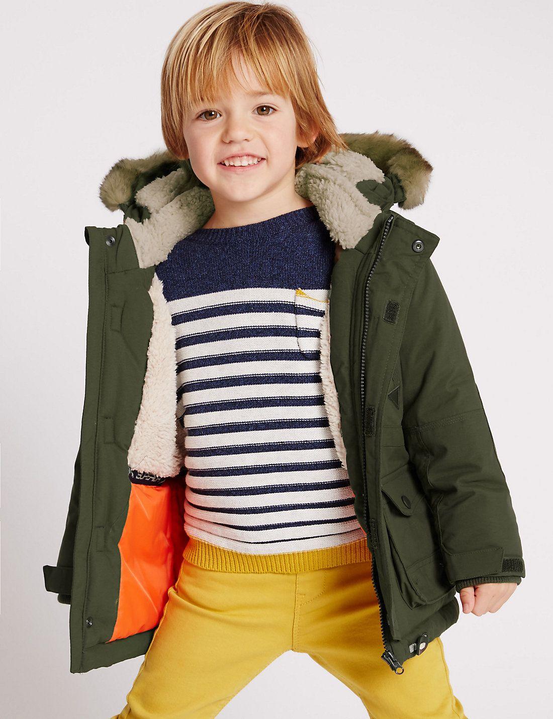 Stormwear™ Parka Jacket (1 7 Years