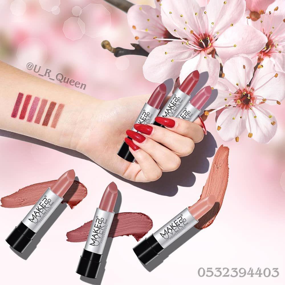ab46c910b درجات #أرواج ميك أوفر . #مطفي #مات#جدة #جده #تجميل #مكياج #ميك_اب #روج #lip  #موضه #fashion #موضة #lipstick #السعودية #makeup #بنات #صبايا…   Products
