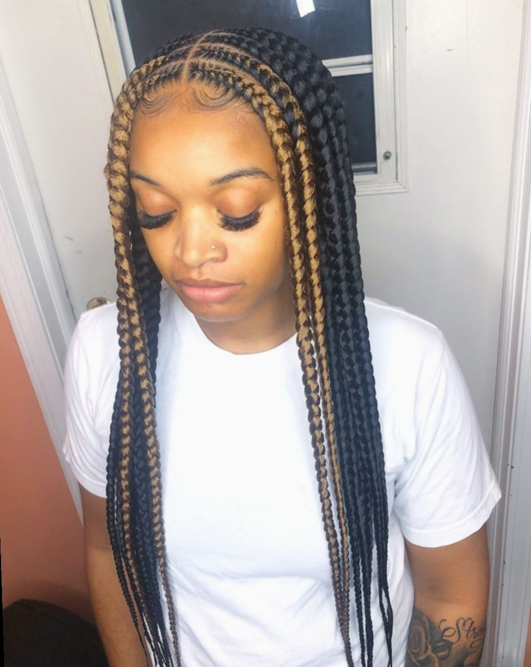 Hairstyles Braided Black Corn Rows Behindthechair Olaplex Livedinhair Braided Hairstyles Cornrow Hairstyles Girls Hairstyles Braids