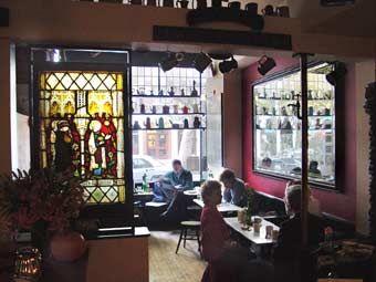 The Troubadour, London. Favorite drink: Irish Coffee (or Bloody Mary ...