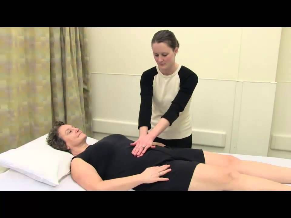 Manual Lymphatic Drainage for Lymphedema Management of the Upper Extremi...