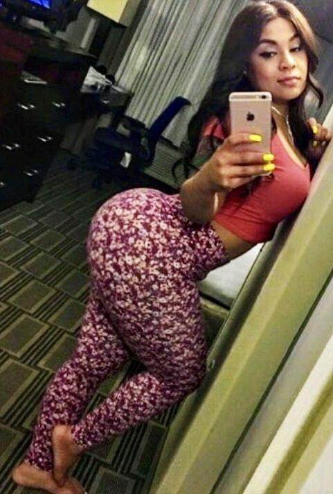 Big Phat Ass Latina Booty