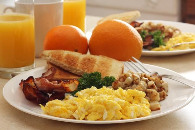 Orange - Eggs ............................................... Vitamin C in Orange acts as a counter to that nauseous feeling.  Protein from boiled or scrambled eggs helps the liver to filter the toxins of alcohol faster.