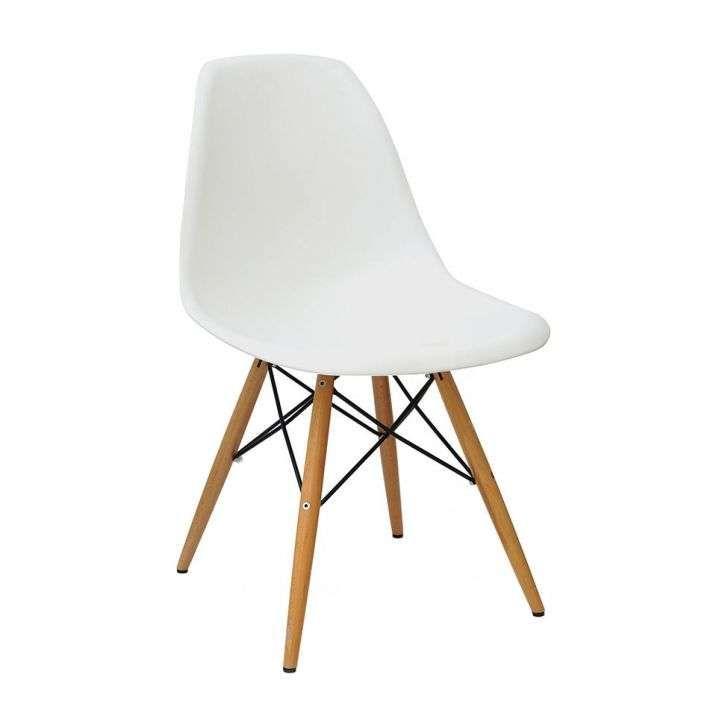 Compre Cadeira Eames PP e pague em até 12x sem juros. Na Mobly a sua compra é rápida e segura. Confira!