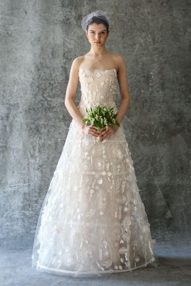 Brautkleider-Trends für 2016 | Mediterrane hochzeit, Trends und Schärpe