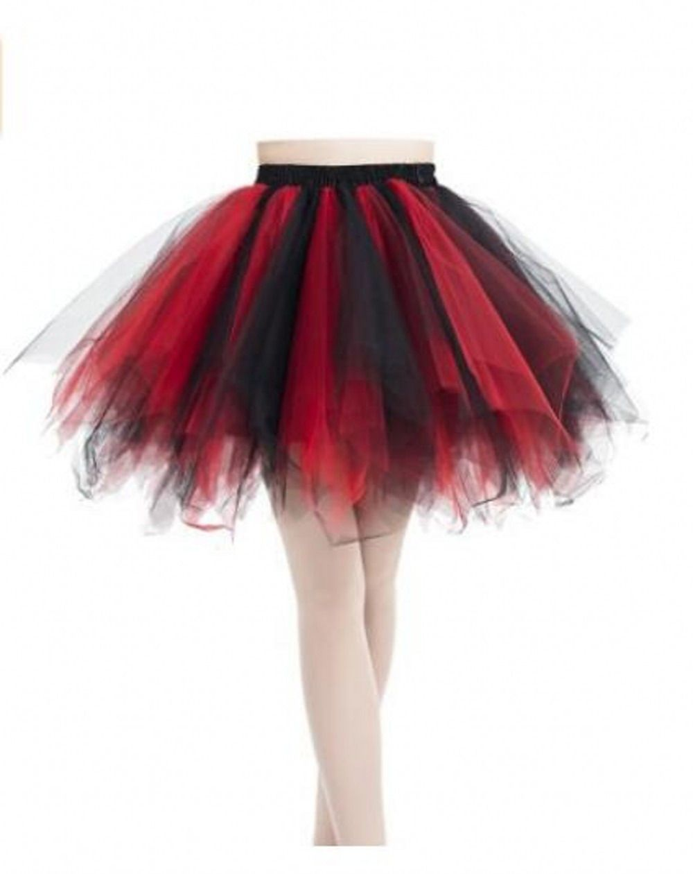 f4979bd40079 Click to Buy << 2016 New Arrival Cheap Short Skirt Colorful Tutu Petticoat  Prom Evening Party Occasion Accessory Christmas Length 17.5 inches  #Affiliate