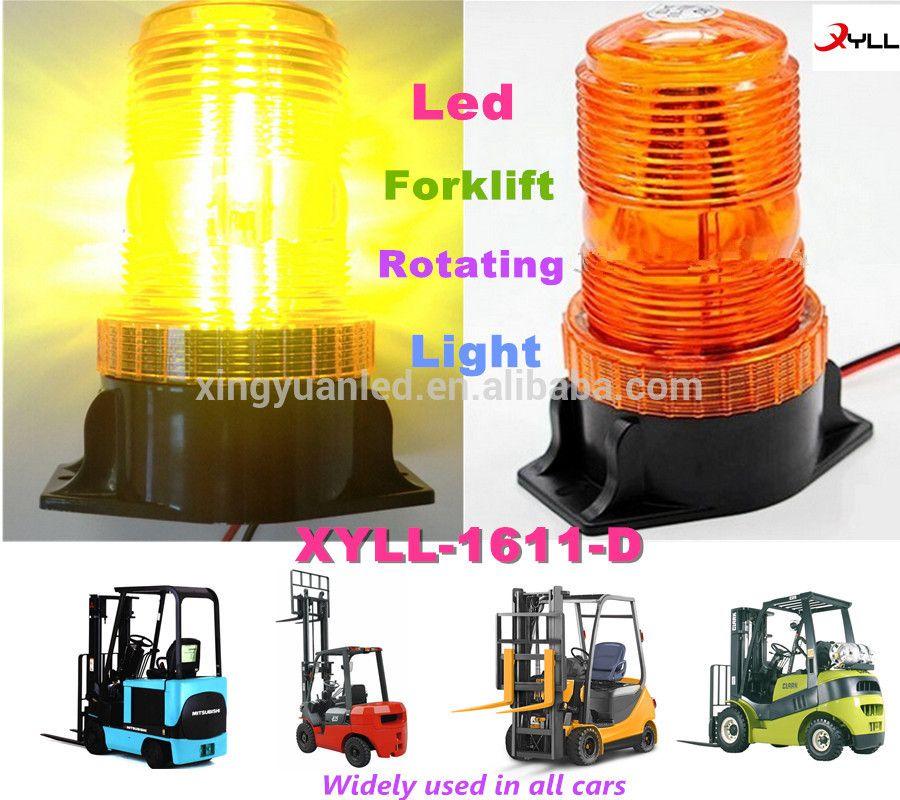 CE waterproof LED flashing beacon warning light/led rotating