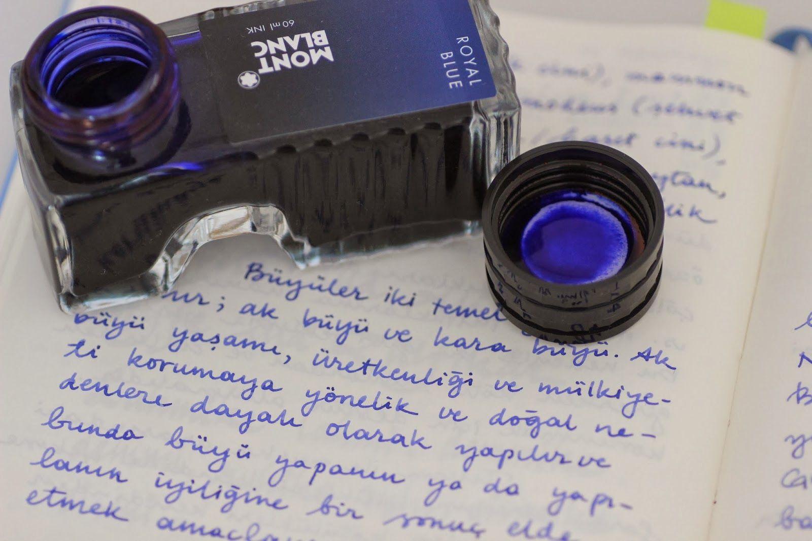 Kết quả hình ảnh cho royal blue montblanc