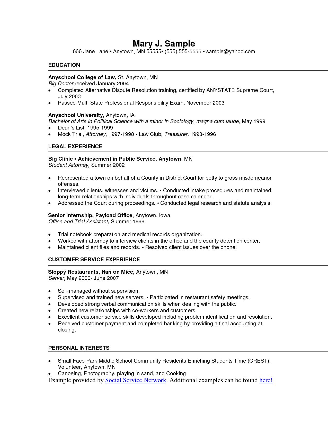 Sample Social Work Resume Social Worker Resumes Samples Work Resume Hospice Examples Sample