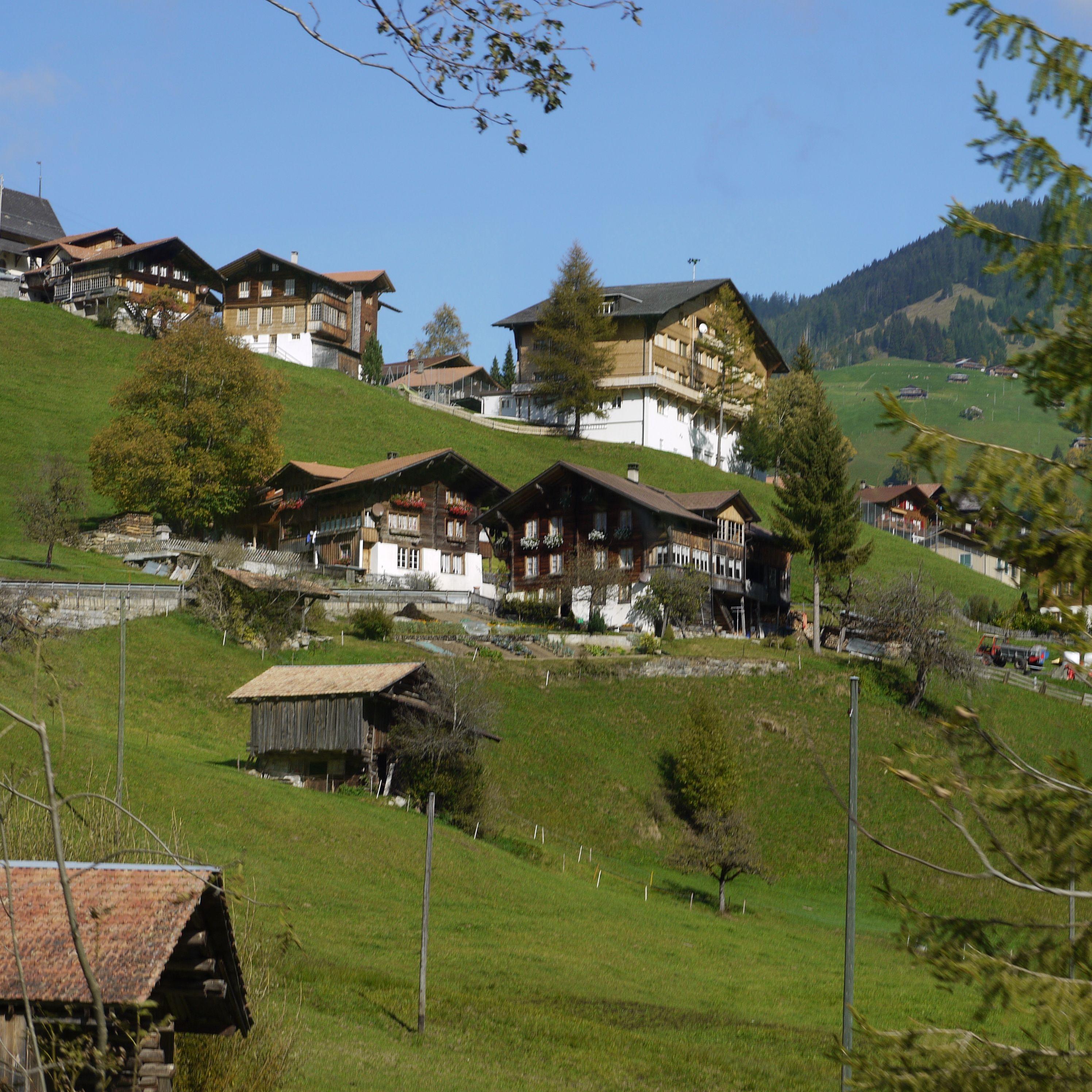 Goodbye Habkern Switzerland....for Now.