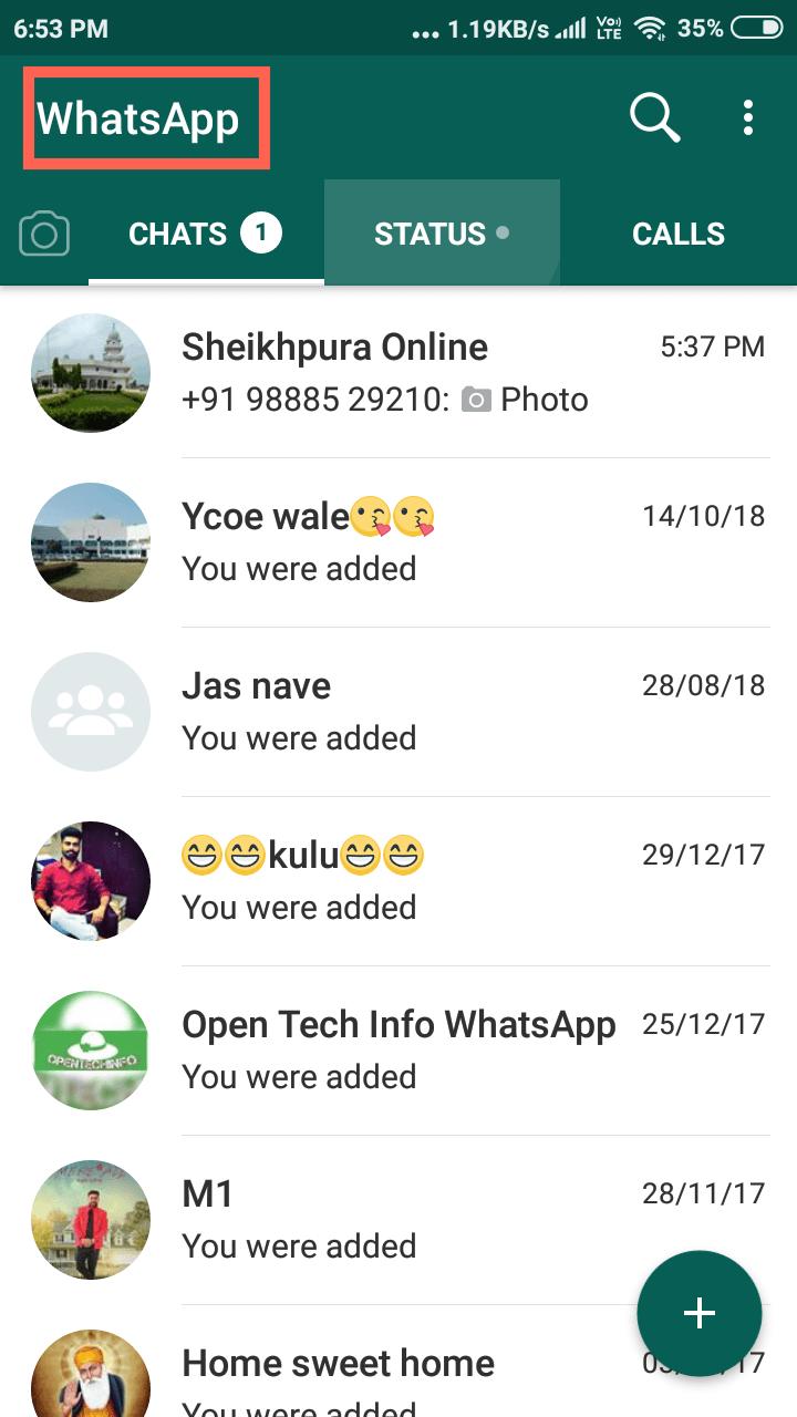 Fm Whatsapp App Download
