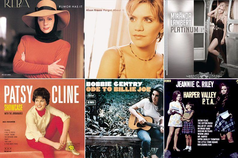 20 Best Country Albums By Female Artists Cool Countries Female Artists Album