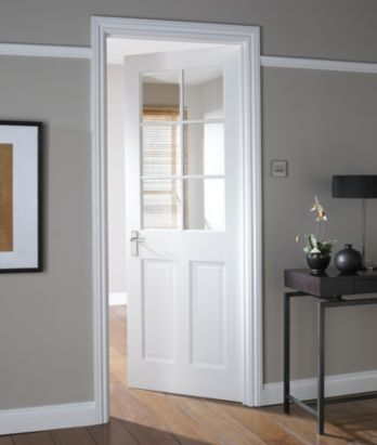 Living room inspiration paint color for the home pinterest london stile rail 6 light glazed internal door wide at homebase be inspired and make your house a home buy now planetlyrics Images
