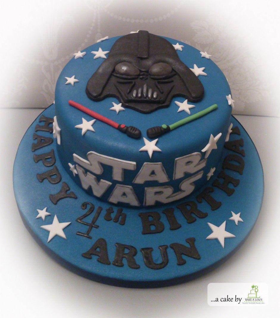 Darth Vader Cake Recherche Google Star Wars Bday Party