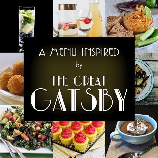 Speakeasy Food Recipes