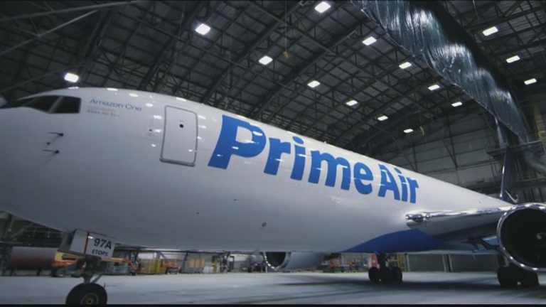 Prime Air PrimeAir AmazonOne AmazonPrime Aviation