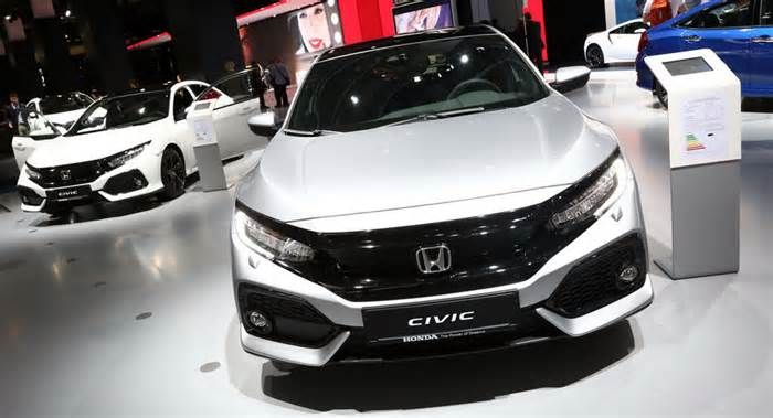 New Honda Civic Facelift India Launch Likely In 2019