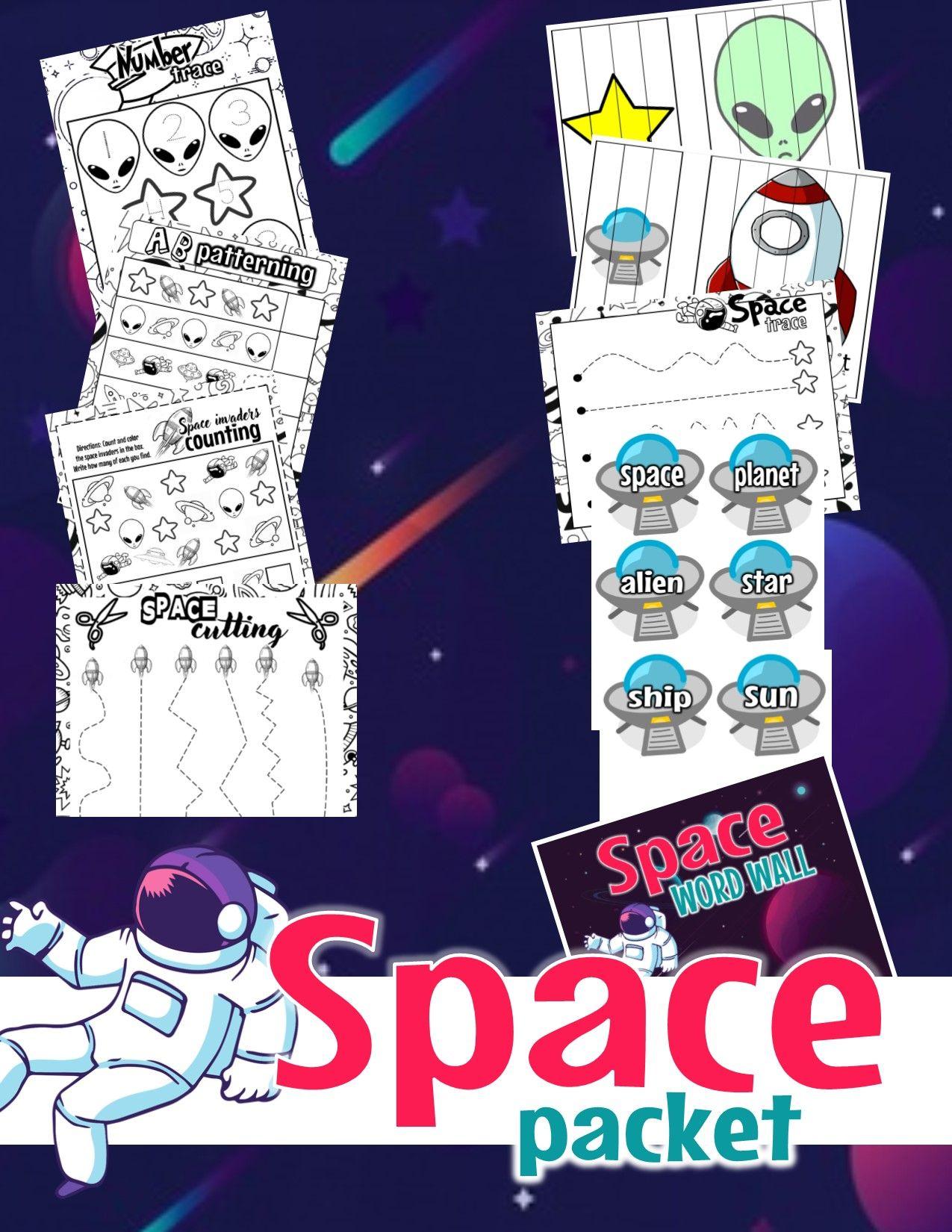 A Week Of Space