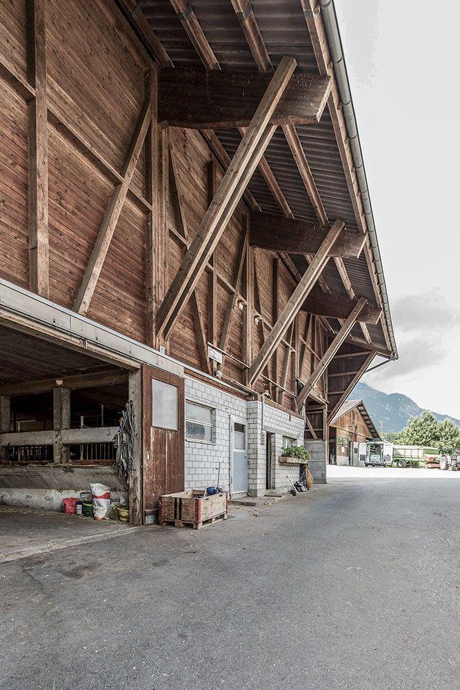 Referenzen Küng Holzbau AG Holzbau fassade, Holzbau
