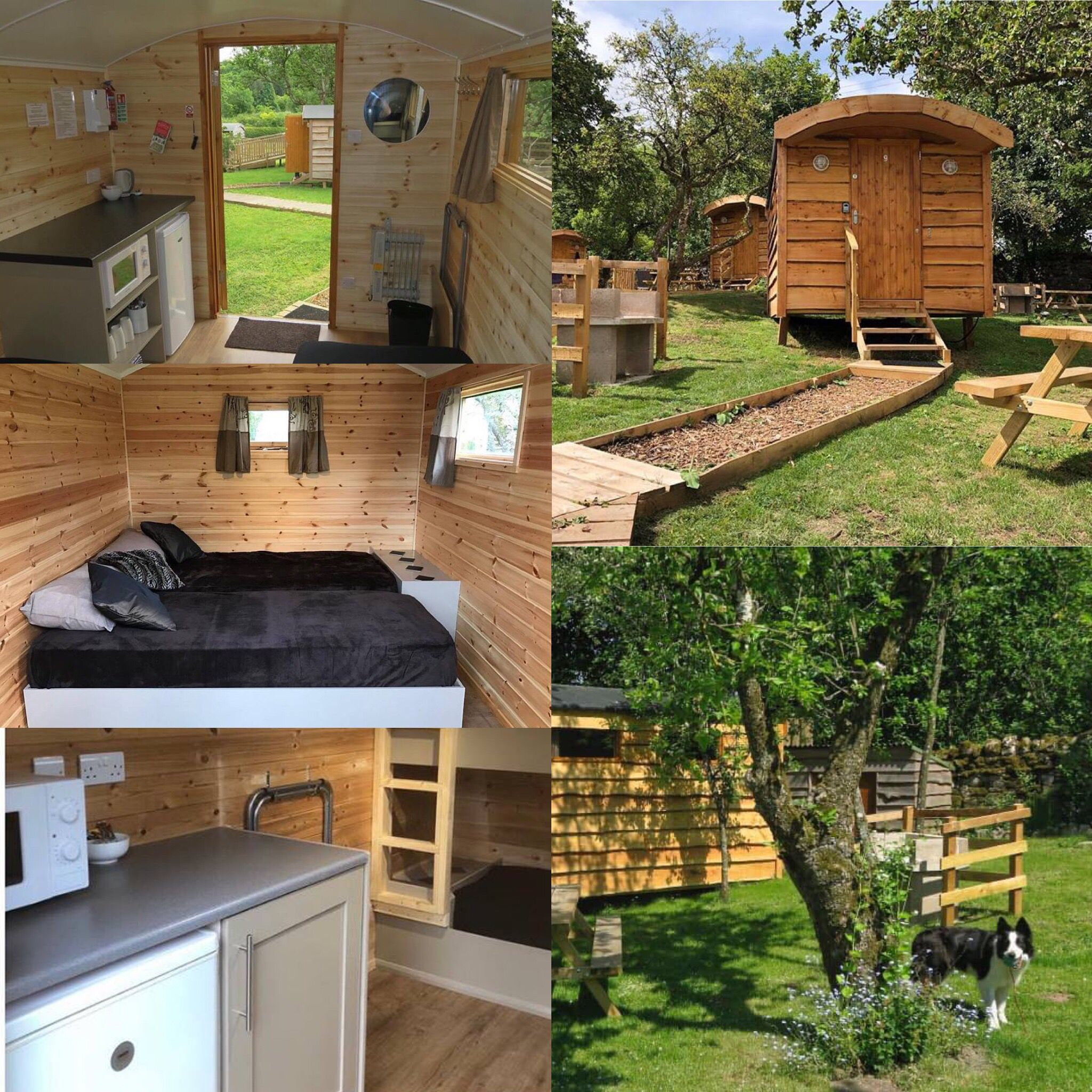 Orchard Hideaways Dog Friendly Camping Pods Penrith Camping Pod