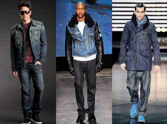 1000  images about Denim Jackets For Men on Pinterest | Denim