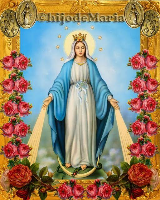 c9227452b7 ¡Oh María sin pecado concebida