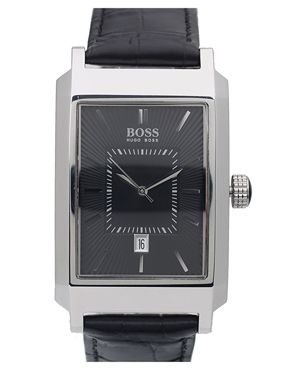Boss by Hugo Boss Black Strap Watch