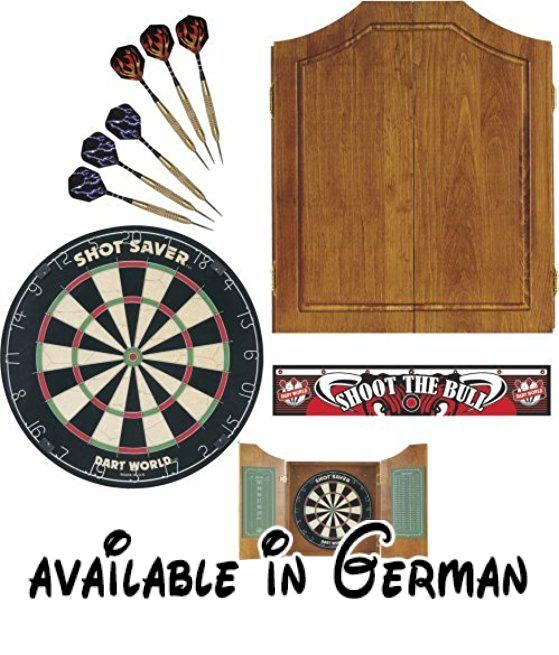 Dart World 49126 Early American Dart Cabinet Kit by Dart World. Dart World 49126 Early American Dart Cabinet Kit. brown #Sports #SPORTING_GOODS
