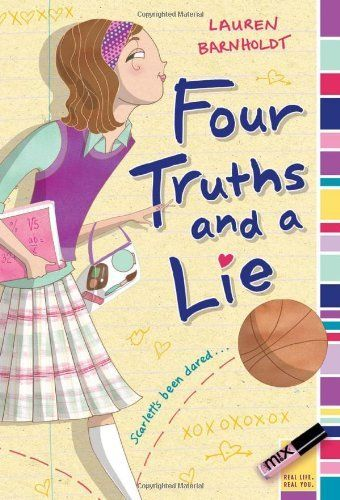 Four Truths And A Lie By Lauren Barnholdt Http Www Amazon Com Dp 1416935045 Ref Cm Sw R Pi Dp Mbhbqb0n33hkh Fantasy Books To Read Truth Lie