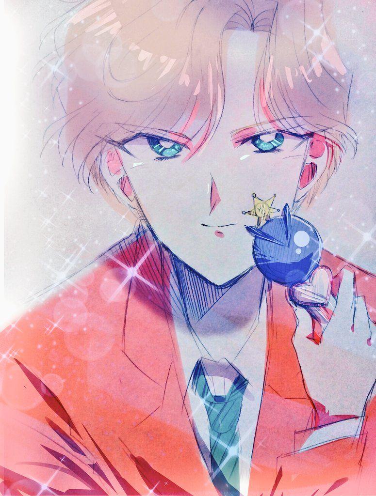 Haruka and Michiru is... Харука и Мичиру это... | Haruka ...