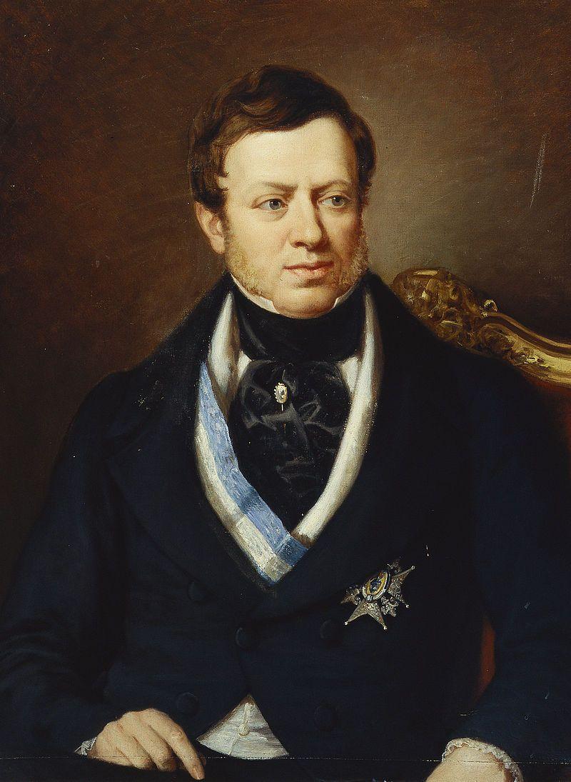 José María Queipo de Llano y Ruiz de Sarabia, VIIº Conde de Toreno, G.E. (1786-1843), Presidente del Consejo de Ministros, Ministro de Estado y de Hacienda.