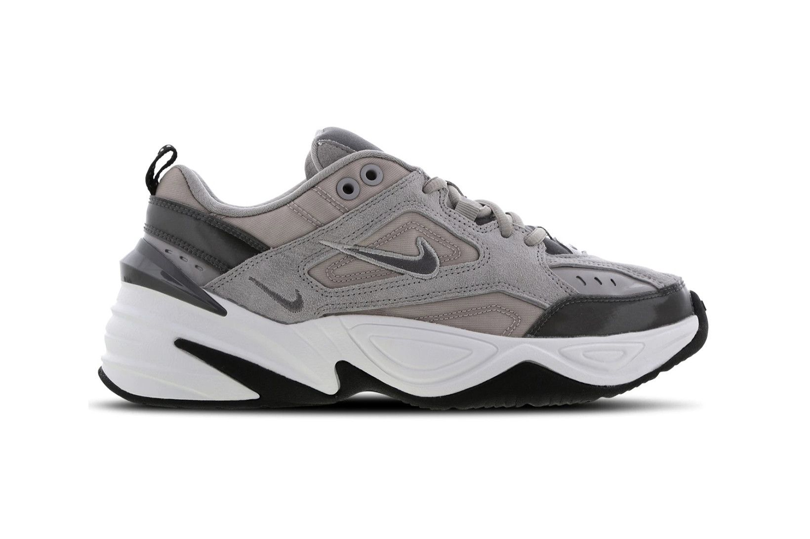 Nike S M2k Tekno Atmosphere Grey Is A Space Age Stunner Dad Shoes Sneakers Leather Shoes Woman