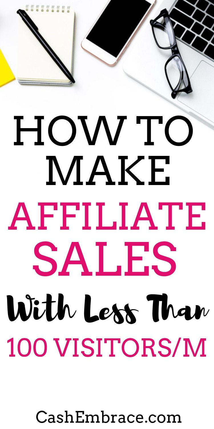 How to make money with affiliate marketing if you don't have tons of blog traffic: learn the secret of affiliate sales regardless how small your audience is.  Make money blogging even if you have less than 100 website visitors per month.  Boost your affiliate commissions in no time.  Blogging tips that will help you to make the best of affiliate marketing as newbie blogger#makemoneywithaffiliatemarketing#affiliatemarketing#makemoneyblogging#affiliatesales