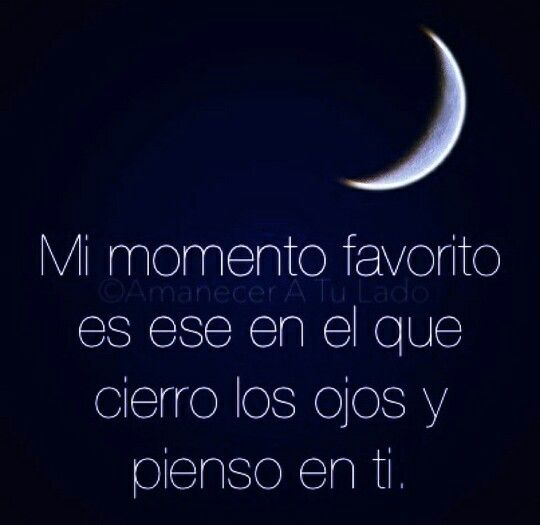 Buenas Noches Amor Frases Pinterest