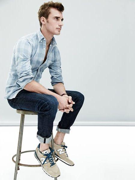 new balance moda masculina