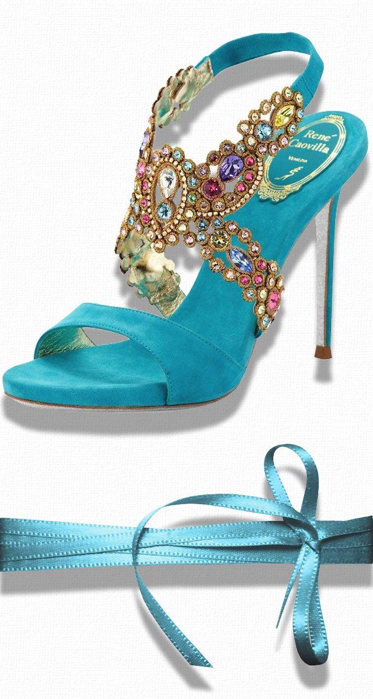 Zapatos de mujer - womens shoes - Renè Caovilla